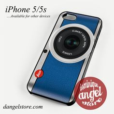 capri blue leica camera Phone case for iPhone 4/4s/5/5c/5s/6/6s/6 plus