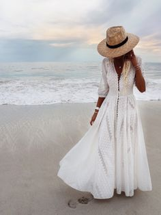 GypsyLovinLight: Dusk Magic in Her Empire Dress