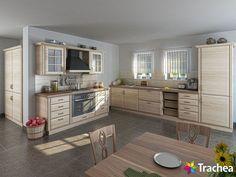 Galerie - Kuchyně - T. Kitchen Island, Kitchen Cabinets, Vermont, Tvar, Design, Home Decor, Interior, Dekoration, House