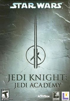 Star Wars Jedi Knight Jedi Academy - I played this about five times through when I was a kid
