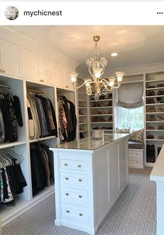 Ideas For Bedroom Closet Makeover Headboards Master Closet Design, Walk In Closet Design, Master Bedroom Closet, Closet Designs, Dressing Room Closet, Dressing Room Design, Closet Renovation, Closet Remodel, Dream Closets