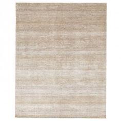 "Cascade Contemporary Silk & Wool Rug - 7'11""x10'"