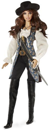 Barbie Collector - T7655 - Poupée Mannequin - Pirate - Penelope Cruz Barbie http://www.amazon.fr/dp/B004LKRRBA/ref=cm_sw_r_pi_dp_Nbbuub0E5JA2Q