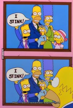And this is why I love the Simpsons.