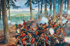 En 1758, en el apogeo de las Guerras Franco-Indias, el General de Brigada británico John Forbes llevó a su ejército en un avance metódico contra Fort Duquesene, la sede francesa en el valle de Ohio. Como su ejército avanzando sobre el fuerte, envió a los montañeses de 77th, formado por 850 hombres, en un reconocimiento en fuerza contra el fuerte. Los franceses, alertados de este movimiento, lanzaron su propio contraataque, con 500 franceses y canadienses... Más en www.elgrancapitan.org/foro