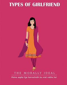 The Moral Girl Types of #girlfriend  #GFRIEND #gftweet #factsnotfear #fact