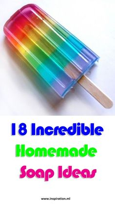 18 Incredible Homemade Soap Ideas - How to Make DIY Homemade Soap