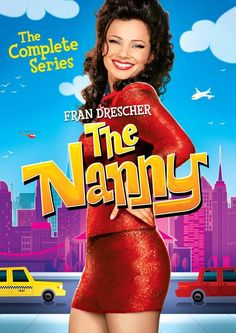 Nanny: The Complete Series (19-DVD) (2015) - Television on Starring Fran Drescher, Daniel Davis & Charles Shaughnessy; Shout Factory $134.99 on OLDIES.com