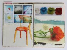 sketchbook pages (mary jo hoffman)