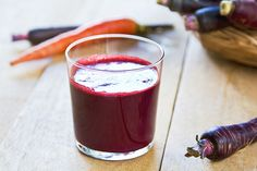 #Detox and Fight Inflammation With This Delicious Beet & Purple Cabbage #Juice