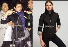 Top Indian fashion and lifestyle blog: Priyanka Chopra in Burberry