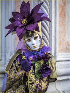 Venice Carnival Mask 2016