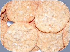 Chewy Coconut Cookie
