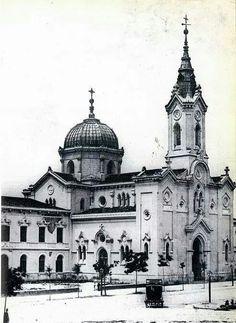 Antigua Iglesia del Buen Suceso, Calle Princesa
