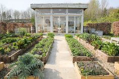 Daylesford Organic Farm in the Cotswolds