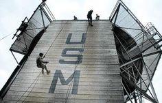 USMC Parris Island Recruit Training