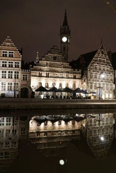 More fun in Ghent, Belgium