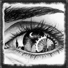 Divergent eyes