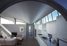 The Magney House, Architecture in Australia: Interior Space of the Magney House