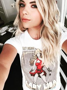 If you're not following Ashley Benson on Instagram, what are you waiting for?