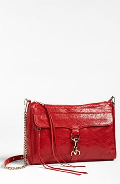 Rebecca Minkoff 'Mac Daddy' Shoulder Bag ~ love the larger size, really great for the iPad