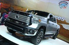 Toyota Tundra @ Chicago Auto Show 2013