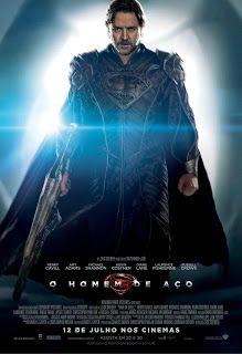 O Homem de Aço novas artes ~ Cine Planeta