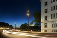 Nordkraft cultural center in Aalborg, Denmark. Lighting products: iGuzzini illuminazione - Photographed by Ole Ziegler. #iGuzzini #Light #Lighting #experience