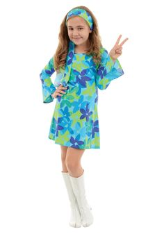The Girls Peace Lovin Hippie Costume is the perfect 2019 Halloween costume for you. Show off your Girls costume and impress your friends with this top quality selection from Costume SuperCenter! Pop Culture Halloween Costume, Halloween Costumes For Girls, Girl Costumes, Carnival Costumes, Costume Halloween, Costume Ideas, Disco Girl Costume, Hippie Costume, Costume Supercenter