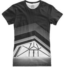 overall T-shirt made by Nuvango #architecture #blackandwhite #bwphoto #minimalism #minimalistic #interior #abstract #hudolin #nuvango