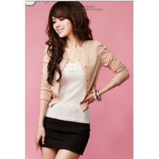 Material : Wool    Size : Free    Measurement :  Bust:45CM  Length:46CM