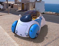 "Check out new work on my @Behance portfolio: ""Orbit Concept  Electric Car"" http://on.be.net/1ADDwKM"