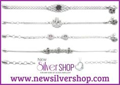 Looking for best Silver Jewellery Shop in Brampton, then visit New Silver Shop, one of the best Jewellers in Brampton - offers sterling Silver Jewelry at very competitive rates. Jewelry Shop, Jewelry Stores, Jewelry Design, Jewellery, Rakhi Bracelet, Silver Rakhi, Silver Shop, Free Gifts