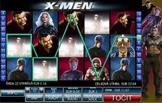 Vyhrát s hrdiny může opravdu každý! http://www.hraci-automaty-zdarma.com/hry/online-automaty-x-men #HraciAutomat #VyherniAutomat #Xmen #Vyhra #hry