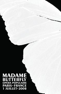 Madame Butterfly, Giacomo Puccini Opera Poster