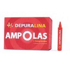 Depuralina Ampolas + Comprimidos