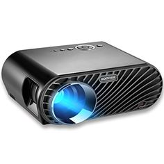 Home Cinema Projector, GooDee 3200 Lumens HD Multimedia Portable Video Projector Gaming Projector, Home Cinema Projector, Projector Reviews, Best Projector, Projector Lens, Movie Projector, Portable Projector, Home Theater Projectors, Media Room Design
