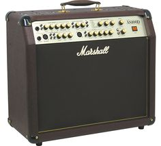 This Marshall AS100D Acoustic Combo Amp is the one to have. Specially designed for use with a variety of acoustic instruments with…