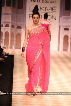 Lakme Fashion Week. The Jaipur Bride 2013