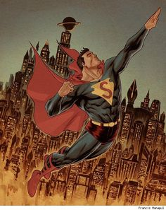 Best Art Ever (This Week) - Superman 75th Anniversary Edition - ComicsAlliance | Comic book culture, news, humor, commentary, and reviews