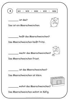 German for beginners.