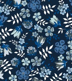 Edenham Bleu Nuit H 0363 7071 H