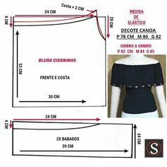 Best Ideas for dress pattern easy free costura Dress Sewing Patterns, Sewing Patterns Free, Sewing Tutorials, Clothing Patterns, Sewing Hacks, Sewing Projects, Blouse Pattern Free, Blouse Patterns, Custom Clothes