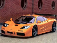 The McLaren F 1 probably my most favorite European design car of all time