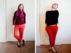 On Pants/Trousers » A Fashionable Stitch
