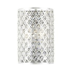These sconces by ZGallerie would be so pretty in a bathroom or vanity space. For the Home ...