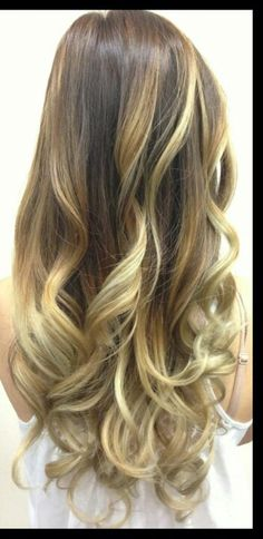 I think I might do this next time I have my hair done. Super pretty