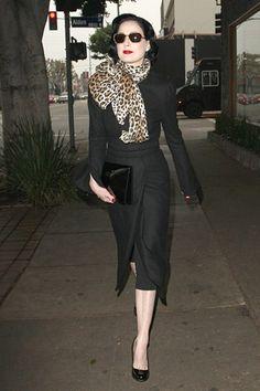 dita von teese fashion | So elegant: Dita von Teese « STYLE.DE