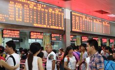 How to Buy China Train Tickets: at Station, 12306, APP or in Person