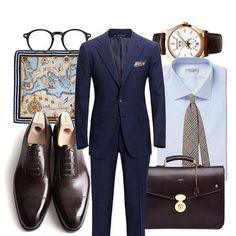#StyleGrid: Business Class #menswear #mensfashion #mensstyle #apparatusmag